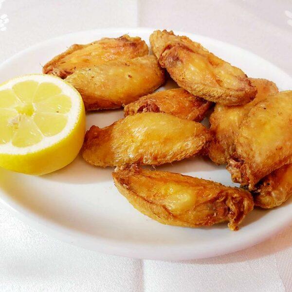 Alas de pollo fritas gran pekin ourense