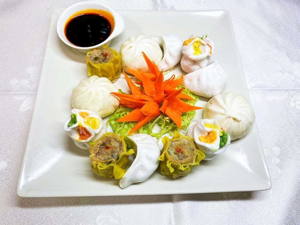 Entremeses para 3 personas gran pekin ourense