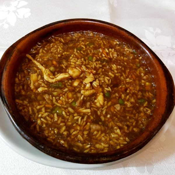 Ku Bak con tres delicias gran pekin ourense