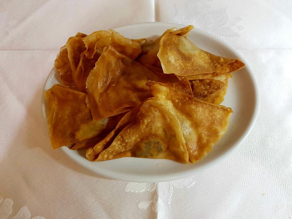 Wan Tun frito gran pekin ourense