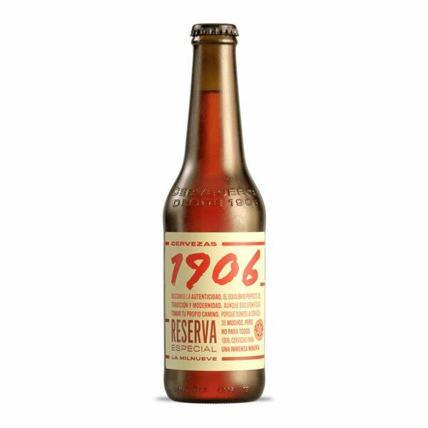 cerveza 1906 33cl gran pekin ourense